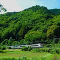 Photos: 快速いろどり木曽路号