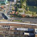 Photos: 浜松町駅と新幹線