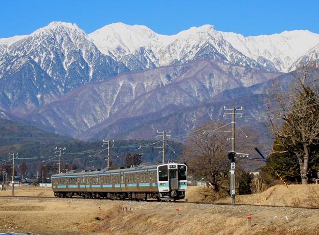 冬の飯田線#2