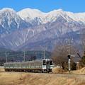 Photos: 冬の飯田線#2