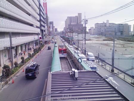 081228-阿倍野歩道橋