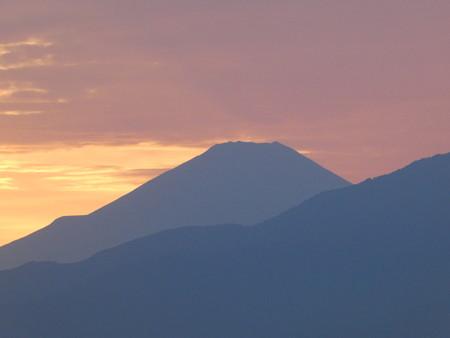 161004-富士山(夕) (2)