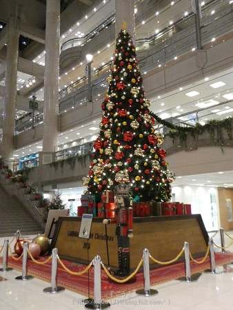 161205-ランドマークタワー クリスマスツリー (10)