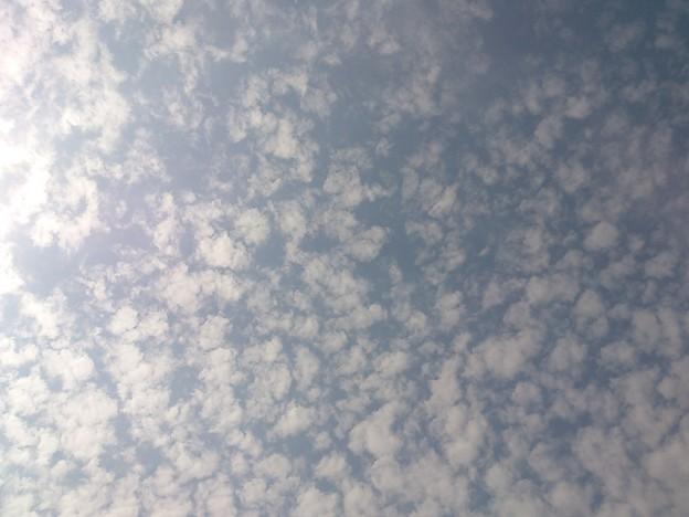今日の空。。。