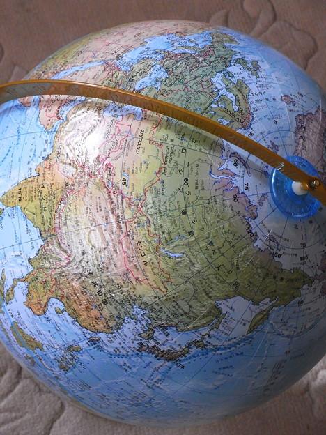 東京からヨーロッパへの最短距離は