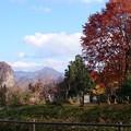 写真: 八木ヶ鼻の紅葉