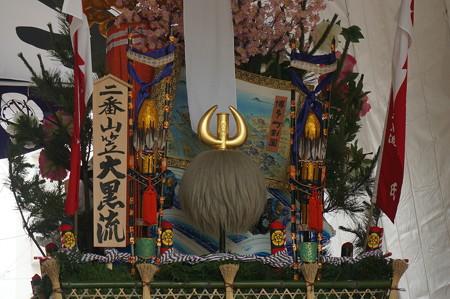 02 2014年 博多祇園山笠 舁き山 千年契(せんねんのちぎり) (19)