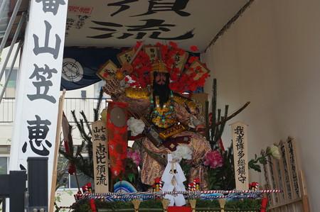 07 2014年 博多祇園山笠 恵比須流 舁き山 我者博多総鎮守 (4)