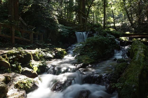 瓜割の滝_3