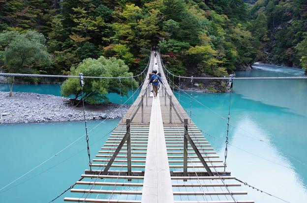寸又峡・夢の吊橋_7