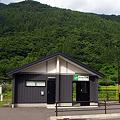 JR東日本・岩泉線、岩手和井内駅