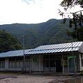 JR東日本・岩泉線、浅内駅
