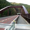 将門大橋と城山トンネル
