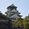 Photos: 大阪城 天守閣 極楽橋近くから撮影