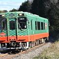 真岡鐵道 普通列車126