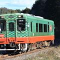 真岡鐵道 普通列車128