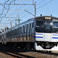 Photos: 総武線快速列車 4140F