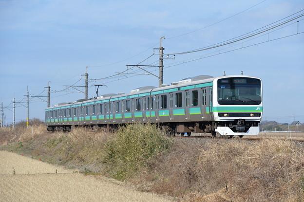 成田線普通列車 843M
