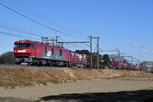 貨物列車 (EH500-41)