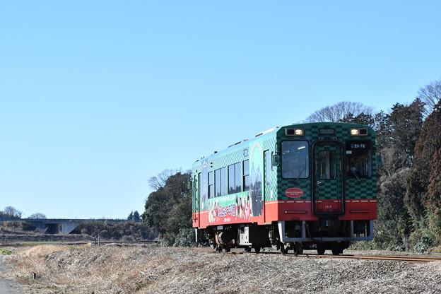 真岡鐵道 普通列車 113