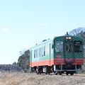 真岡鐵道 普通列車 115