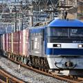 写真: 貨物列車 (EF210-131)