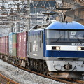 写真: 貨物列車 (Ef210-126)