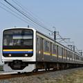 成田線 普通列車 452M