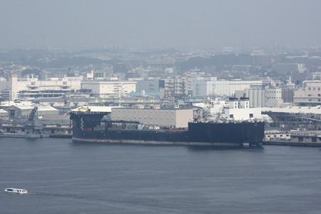 マリンタワーより横浜港を望む -6