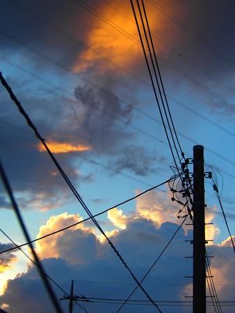 空の顔82009