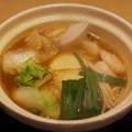写真: ランパス海鮮豆腐チゲ鍋定食