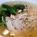 写真: ランパス点心塩漬け肉米麺