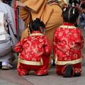 Photos: スタンバイ