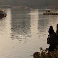 湖畔の休日