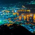 弓張岳 夜景