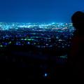 花鳥山展望台 夜景