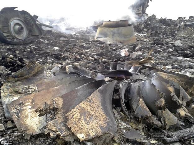 マレーシア機ウクライナ撃墜