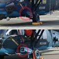UH-60J改修型 ミサイル警報装置 AN/AAR-60(V) IMG_2927_2+2978_2