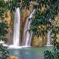 写真: 轟の滝