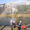 写真: 虹が~