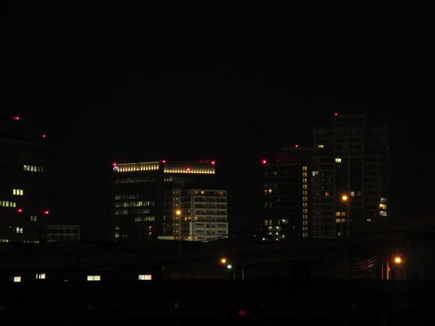 夜の博多港  8