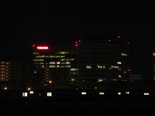 夜の博多港  9