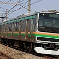 Photos: 880M E231系宮ヤマU588+U14編成 15両