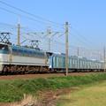 8860レ EF66 115+西武40000系40101F 10両