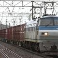 5073レ EF66 128+コキ