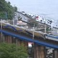 9863レ EF66 126+泉北高速12000系12021F 4両