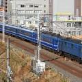 回9742レ EF60 19+12系 5両