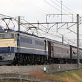 9331レ EF65 501+旧型客車 6両+EF60 19