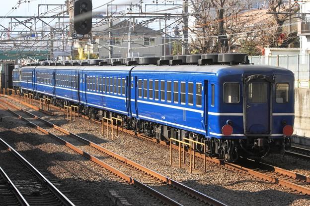 回9134レ EF65 501+12系 5両
