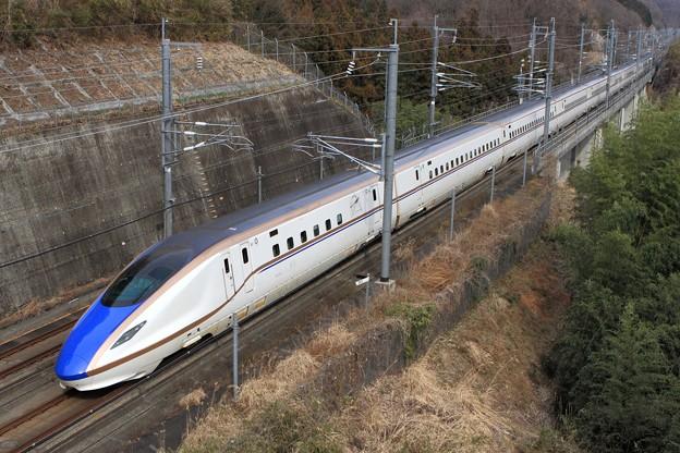 611E E7系長ナシF14編成 12両